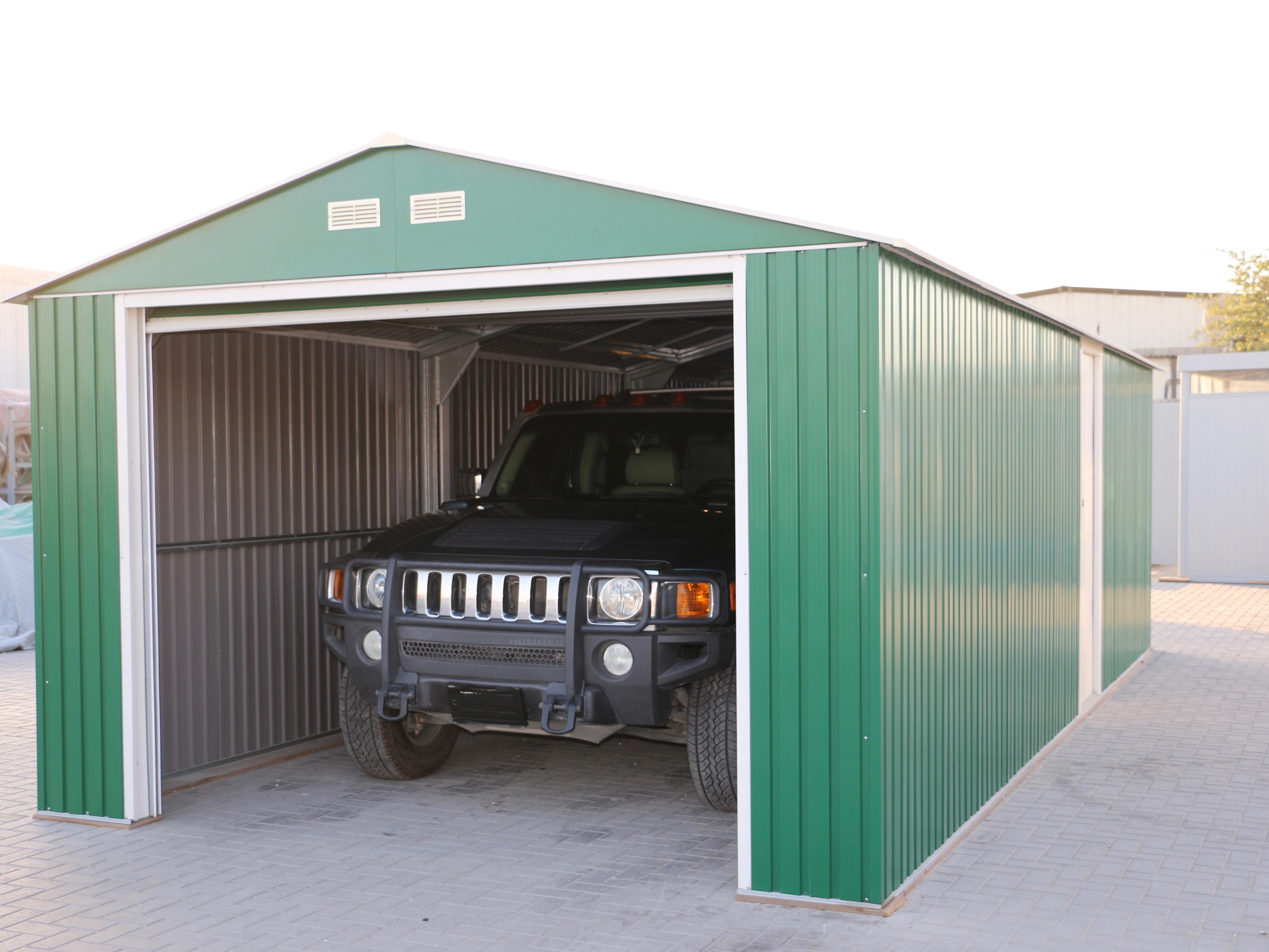 Lifetime Picnic Tables Home > Sheds > Duramax Sheds > 50961 Duramax Imperial Metal Garage ...