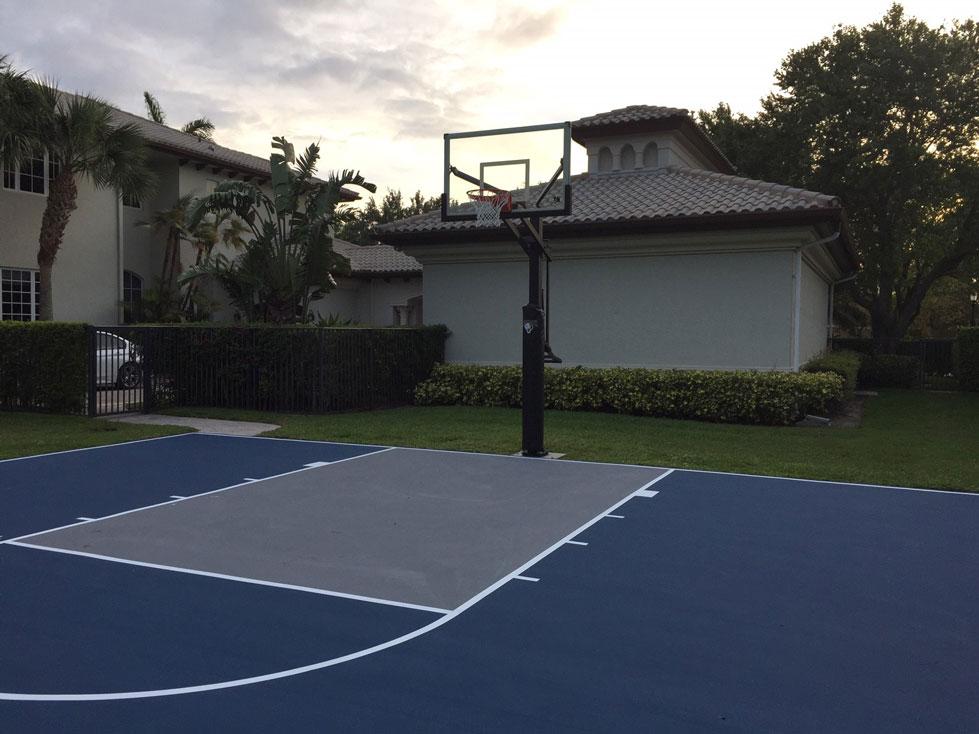 90180 Mammoth 60 Inch Glass Basketball On Sale Amp Free